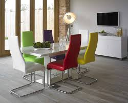 attractive exterior wall art with reference to inspirational white high gloss dining table for home design