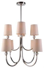 urban classic 1444d28pn toscana polished nickel chandelier lighting loading zoom