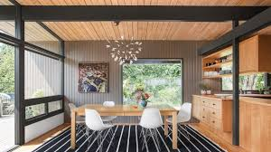 mid century furniture seattle. Midcentury Modern Home In Seattle Undergoes Sensitive Renovation By SHED And Mid Century Furniture