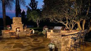 pre made outdoor fireplace outdoor fireplace maintenance repairs precast backyard fireplace