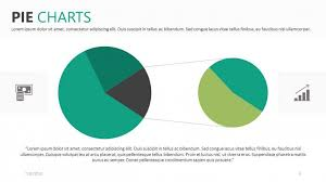 Pie Chart Free Powerpoint Template