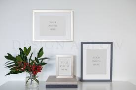 Multiple picture frames Wall Multiple Frames Mockup 019 Design Aglow Multiple Frame Mockup Stock Photo Template For Pro Photographers