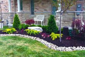 simple landscaping ideas. Simple Cheap And Easy Landscaping Design Ideas T
