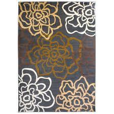 brown area rugs contemporary contemporary modern fl flowers brown area rug allstar brown area rug contemporary brown area rugs contemporary
