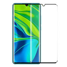 <b>NORTHJO Tempered Glass</b> for Xiaomi Mi Note 10 Black Screen ...