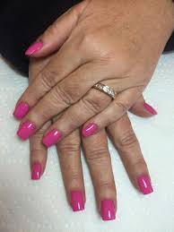 copper lily salon best mani natural