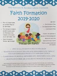 Fish Fry Flyer Microsoft Office Faith Formation Registration 2019 2020 Holy Innocents And