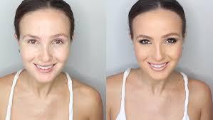 clic bridal makeup look tutorial weddingfor1000