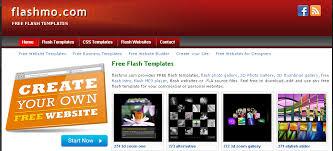 Free Flash Web Template 40 Free High Quality Flash Web Templates Pelfusion Com