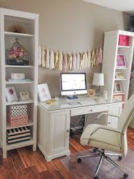 girly office. My Pretty Workspace All Things Office Makeover Pertaining To Girly Home Regarding Invigorate O