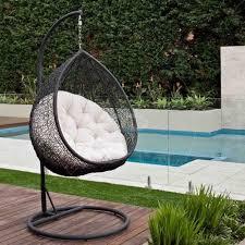 hanging egg chair outdoor rattan wicker 44900 milan direct hanging egg chair outdoor n26