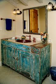 distressed furniture for sale Bathroom Eclectic with cottage