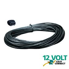 luxform 1m spt1 extension cable with cable connector luxform low voltage garden lighting the garden bbq centre keen gardener