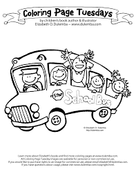Small Picture dulemba Coloring Page Tuesday Back to School