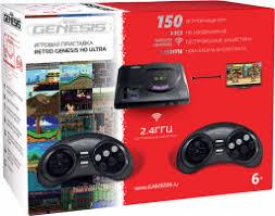 Купить <b>SEGA Retro</b> Genesis HD Ultra + 150 игр из раздела ...