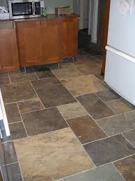 Natural Stone Kitchen Flooring 3alhkecom A Kitchen Flooring Options Offering Breathtaking Decoration
