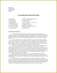 Grant Proposal Letter Spectacular Cover Letter Grant Proposal Template On For Throughout 10