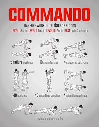 mando bodyweight workout