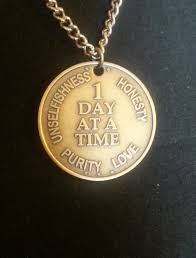 aa recovery pendant