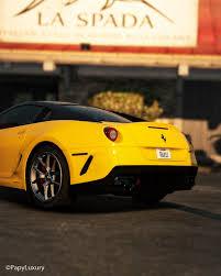 Kyosho 1/64 ferrari 599 gto yellow diecast car model new. Ferrari 599 Gto Album On Imgur