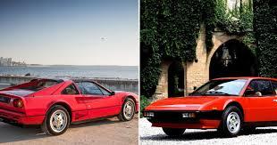Against all odds 1984 ferrari 308 gtsi: 10 Of The Finest 80s Ferraris That We Still Want Today Hotcars