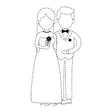花アバター文字ベクトル イラスト デザインでかわいい夫のイラスト素材