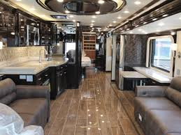 Incredible interior design ideas for your rv camper Remodel The Newmar King Aire 4553 Starts At 1 Million Goodsgn 11 Luxury Rvs That Are Nicer Than Your Home Insider
