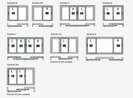 sliding glass doors in plan. Perfect Sliding Decoration Sliding Glass Door Plan With On Doors In M