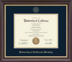 diploma frames shop college wear university of california berkeley embossed diploma frame shop college wear