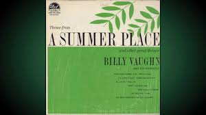 theme from a summer place by billy vaughn