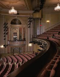 Music Box Theatre New York Seating Chart Music Box Theatre Shubert Organization