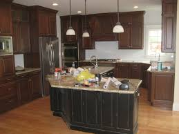 Granite With Cream Cabinets Kitchen Design Awesome Black And Cream Kitchen Ideas Curve Shape
