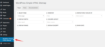 Generate Professional HTML Sitemap Using Shortcode | WP Missing