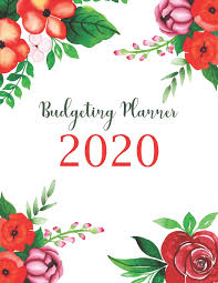 Budgeting Tools 2020 Budgeting Planner 2020 Weekly Monthly Budget Calendar