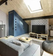 Home Designs: Cinder Block Design - Scandinavian