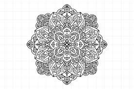 Free unicorn mandala svg, png, eps & dxf by caluya design. Layered Mandala Svg
