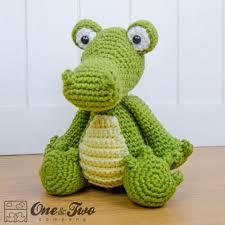 Amigurumi Crochet Patterns Beauteous Crocodile Amigurumi Crochet Pattern