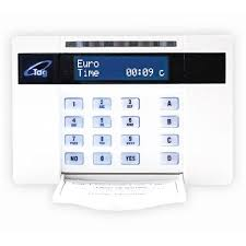 euro mini alarm wiring diagram euro wiring diagrams castle pyronix euro mini lcd keypad 1228 p