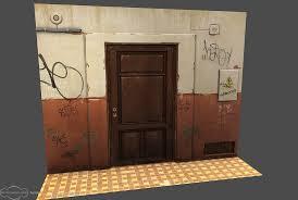 interior school doors. Old Door. Interior Fragment By JohnMcFlurry School Doors H
