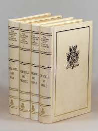 the collected essays of sir winston churchill complete in four  the collected essays of sir winston churchill complete in four volumes