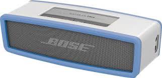 bose soundlink blue. bose® - soundlink® mini bluetooth speaker soft cover blue bose soundlink