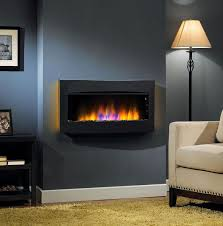 com classic flame serendipity infrared wall hanging fireplace heater electric stoves