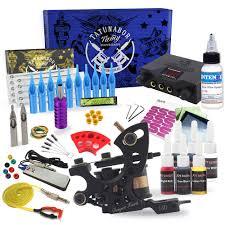 Tattoo Kit 3 с 1 ой индукционной тату машинкой продажа цена в москве оборудование и