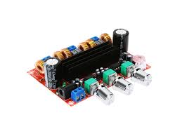 <b>TPA3116 2.1 Digital</b> Subwoofer <b>Audio</b> Amplifier Board - Senith ...