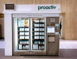 Proactiv Vending Machine Inspiration Specialty Leasing Westland Shopping Center