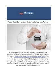 Car Insurance Quotes Ma Simple Call 48 4848 Car Insurance In Boston MA