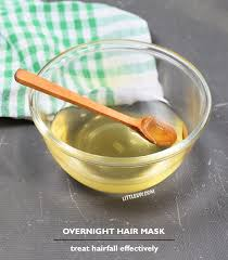 overnight hair mask for hair fall