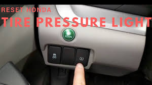 2008 Accord Tpms Light How To Reset Honda Hr V Tpms Low Tire Pressure Light 2017 2020
