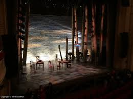 Royal Alexandra Theatre Balcony View From Seat Best Seat