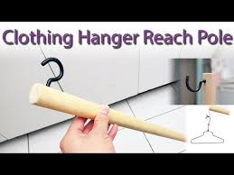 5 diy clothing hanger extender hook